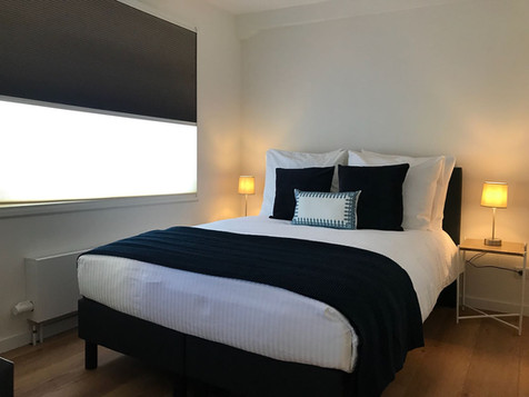 PH93 has small yet cosy bedrooms