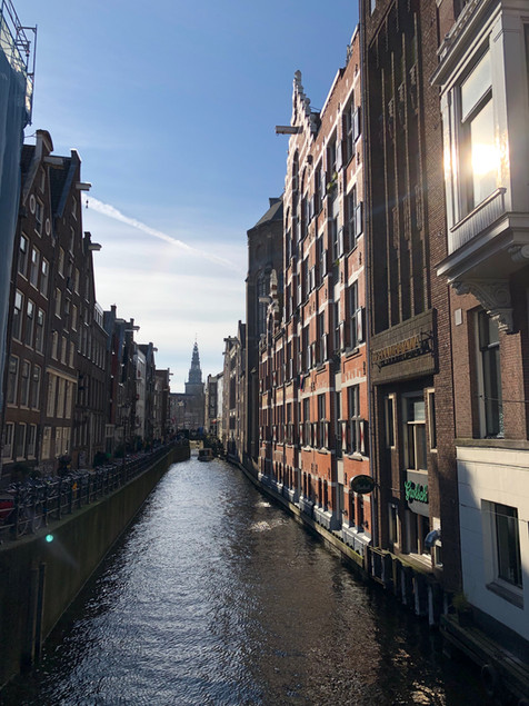 PH93 is located next to a beautiful canal