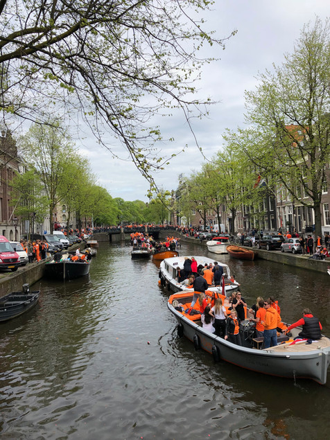 PH93 is great place to stay for Kings Day