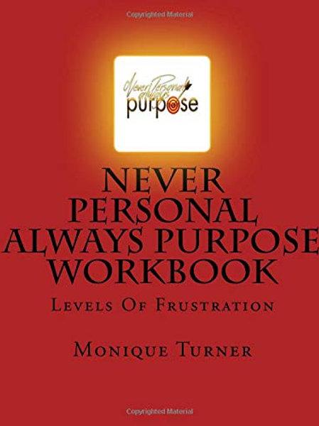 Levels of Frustration Workbook