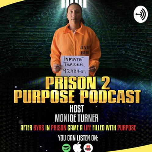 Prison 2 Purpose Workshops (Online & Offline Available)