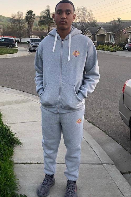 Unisex NPAP Hooded Sweatsuits