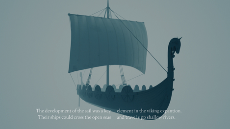 The Vikings Begin