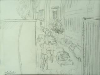 Candia, Rome Study 2