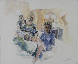 The Women and Children