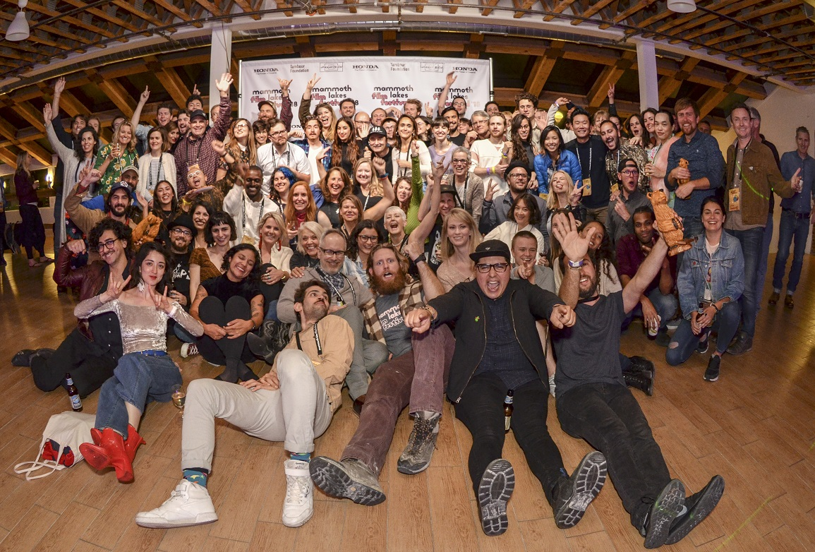 Mammoth Lakes Film Festival class of 2018