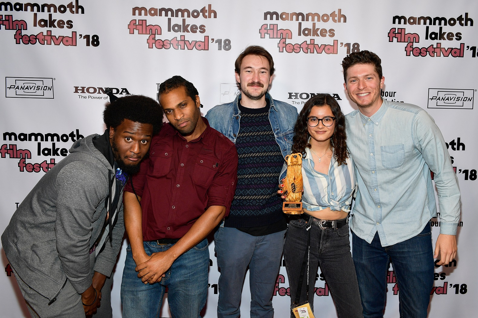 Mammoth Lakes Film Festival 2018 Audience Award Nar Feature