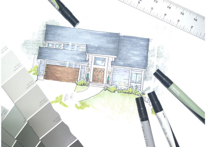 Treehouse Project: Landscape Update