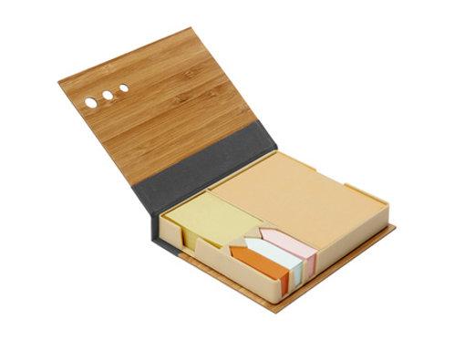 00683     Set de post it de bambú
