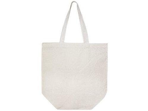 00215       Bolsa de algodón 38 x 40 x 20 cm.