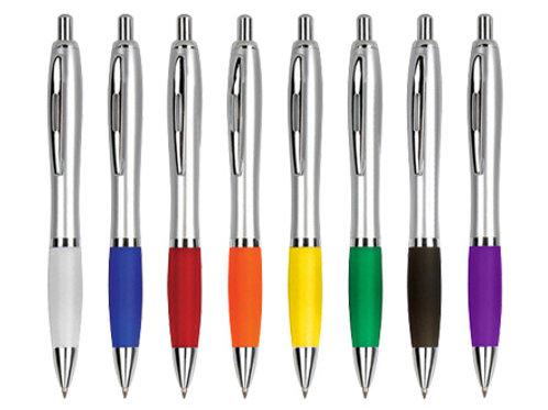 00318     Bolígrafo plástico