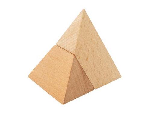 00282      Juego de ingenio. Pirámide
