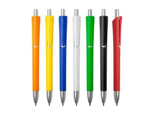 00384     Bolígrafo plástico