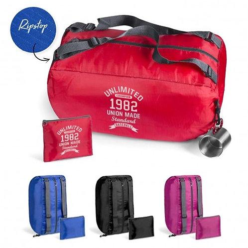 00443     Bolso mochila plegable