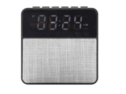 00043     Reloj, parlante, radio