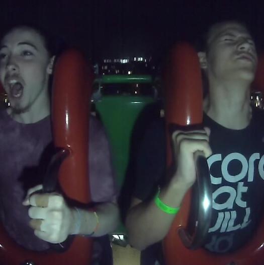 Free Fall Thrill Park