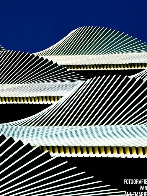 architectuur golven