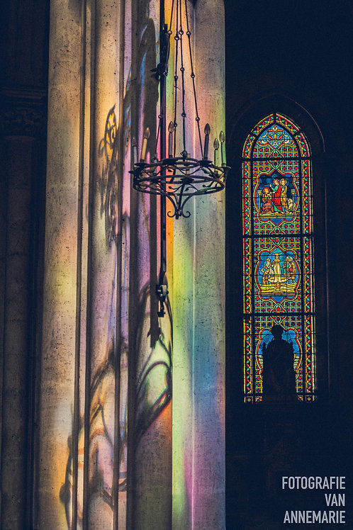 Colorful Cathedral