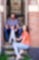 Annelies deurportret