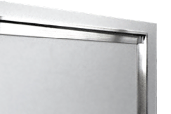aluminium ophangsysteem