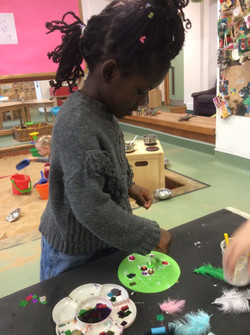Creating Planets