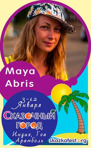 Maya Abris