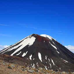 Volcanoes + Rocks