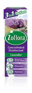 Zoflora 120ml Lavender Concentrated Disinfectant