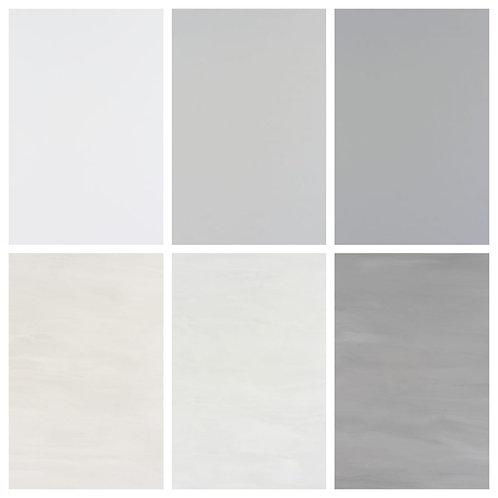 Liquid Floor Collection Sample