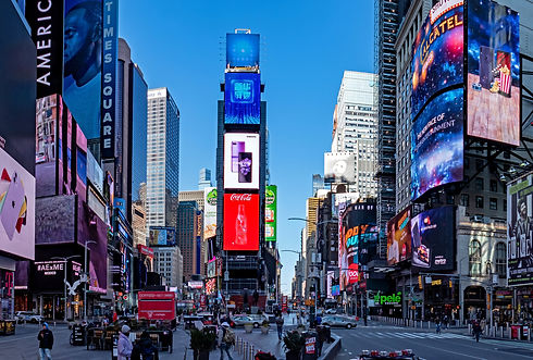 Times Square Branded Billboards