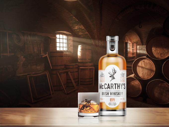 McCarthy's Irish Whiskey