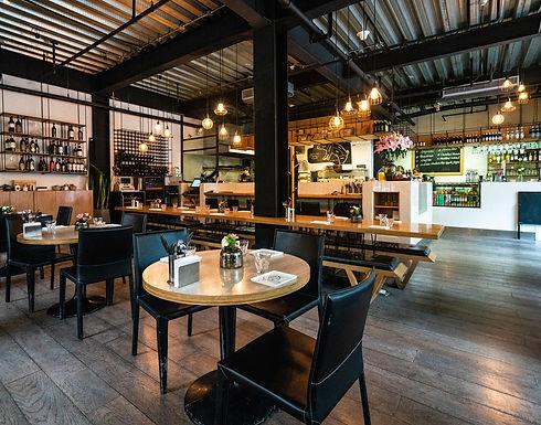 Branded Restaurant Interior