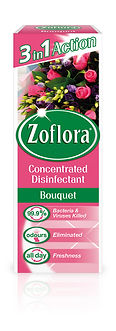 Zoflora 120ml Bouquet Concentrated Disinfectant