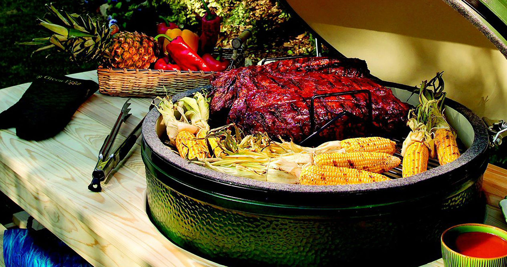 BIG GREEN EGG PRODUCTS PAGE