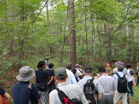 山岳フォーラム「山ゼミ」 明日と100年後を森から考える講座