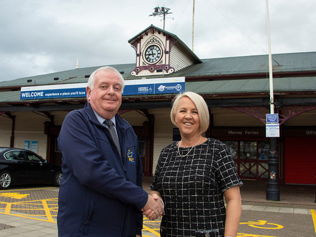 Woodside Ferry Village adds support to carbon reduction