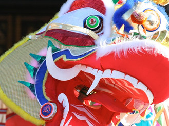 Chinese New Year Celebration at Wirral Transport Museum