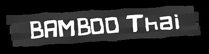 New mono Bamboo Thai Branding Logo Sets.