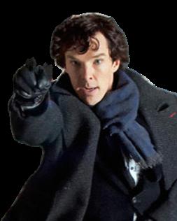 Becoming Sherlock Holmes