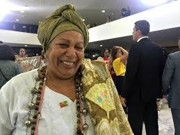 Mãe Carmem  é Recebida Por Alckmin