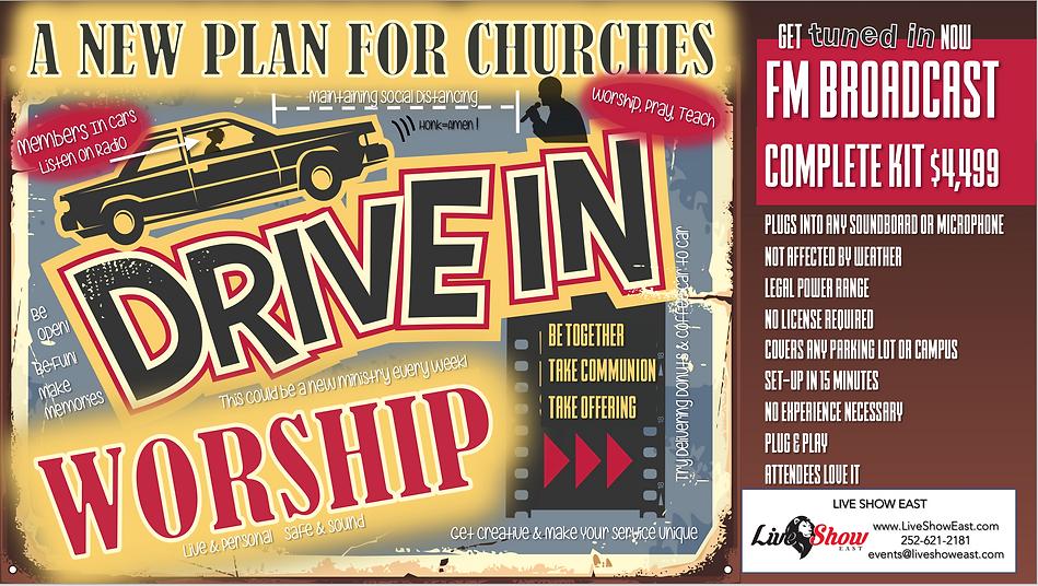 Tune In FM Drive In Church .png