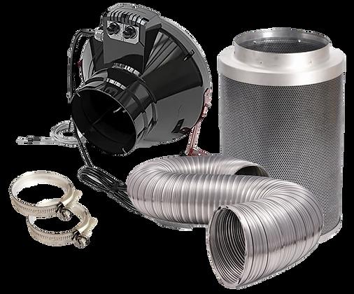 Temp/Speed Rhino Pro Kit (Aluminium)