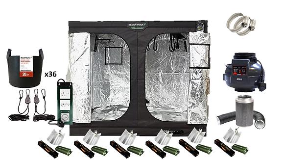 300 X 300 X 200CM Premium Tent Kit