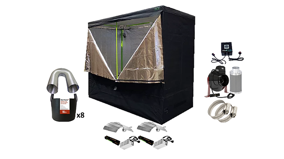 240 X 120 X 200CM Basic Tent Kit
