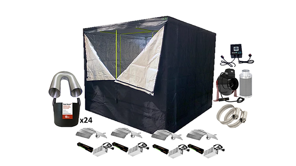 240x240x200CM Basic Urban Tent Kit