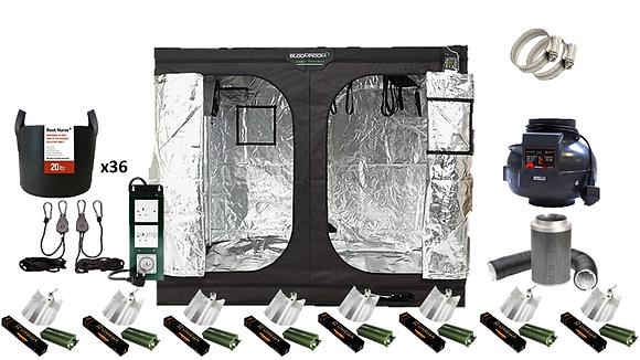 400 X 200 X 200CM Premium Tent Kit
