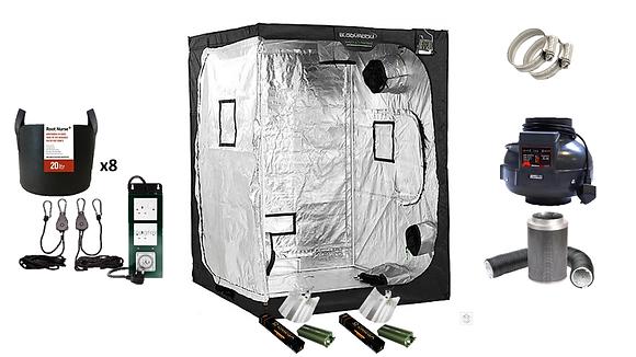 240 X 120 X 200CM Premium Tent Kit
