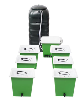 Green Man Combi System