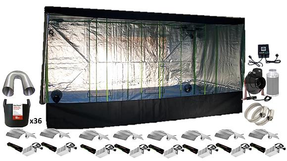 400x200x200CM Basic Urban Tent Kit