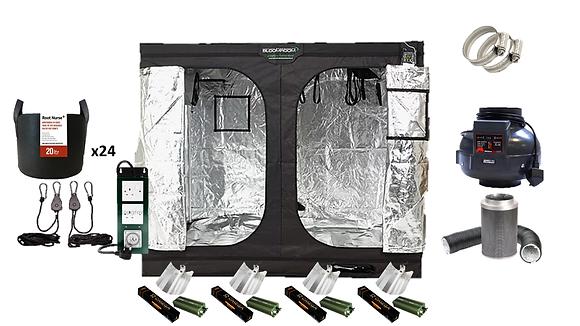 240 X 240 X 200CM Premium Tent Kit